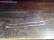 """11.5"""" Silver Box Bracelet 925 Silver 7.1g"""